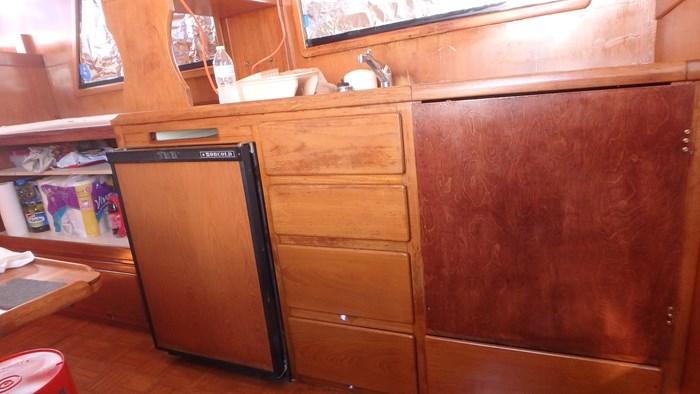 1993 Marine Trader Double Cabin Photo 9 sur 32