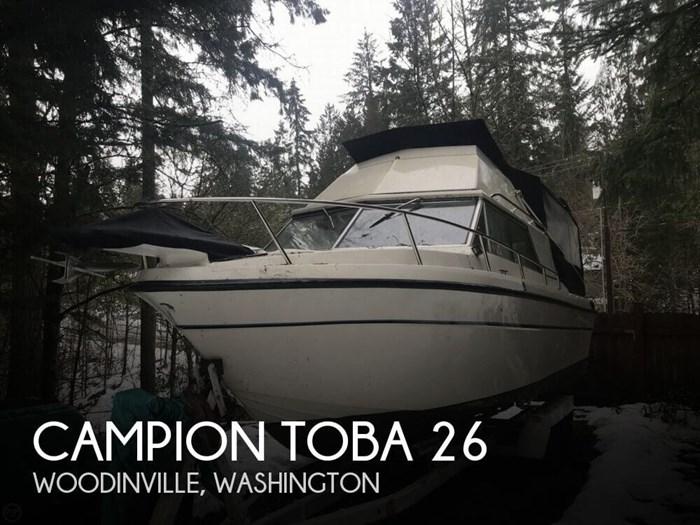 1978 Campion Toba 26 Photo 1 of 20