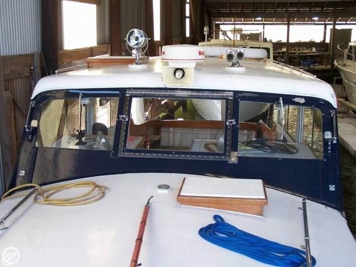 1941 Matthews 38 Cabin Cruiser Photo 3 of 20