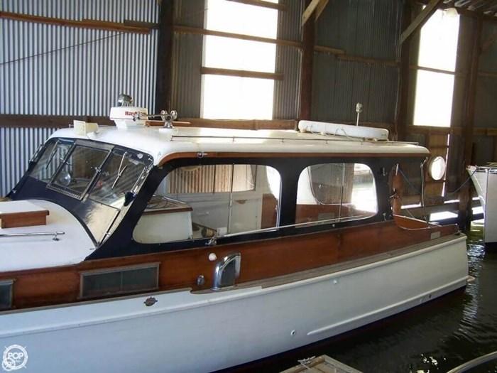 1941 Matthews 38 Cabin Cruiser Photo 4 of 20
