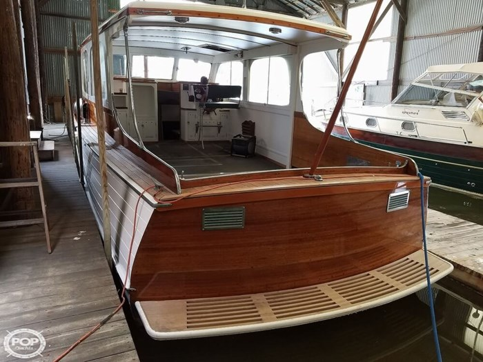 1941 Matthews 38 Cabin Cruiser Photo 3 sur 20