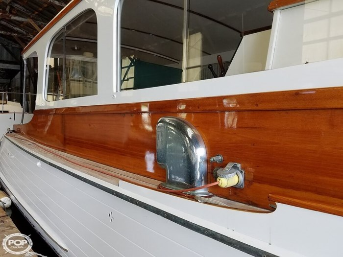 1941 Matthews 38 Cabin Cruiser Photo 15 sur 20