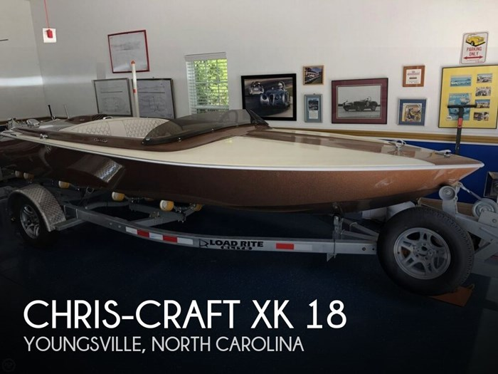 1973 Chris-Craft XK 18 Photo 1 sur 20