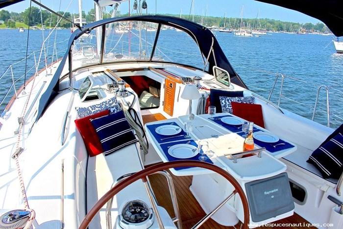 2008 Beneteau Oceanis Photo 7 sur 9