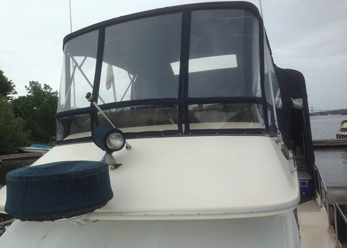 1985 Sea Ray 360 AFT Photo 3 of 13