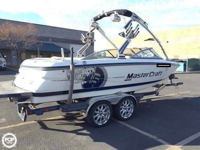 2010 Mastercraft X-15 Photo 2 sur 7