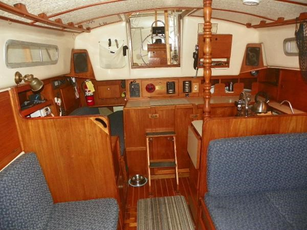 1977 Aloha Yachts 34 Sloop Photo 5 sur 38