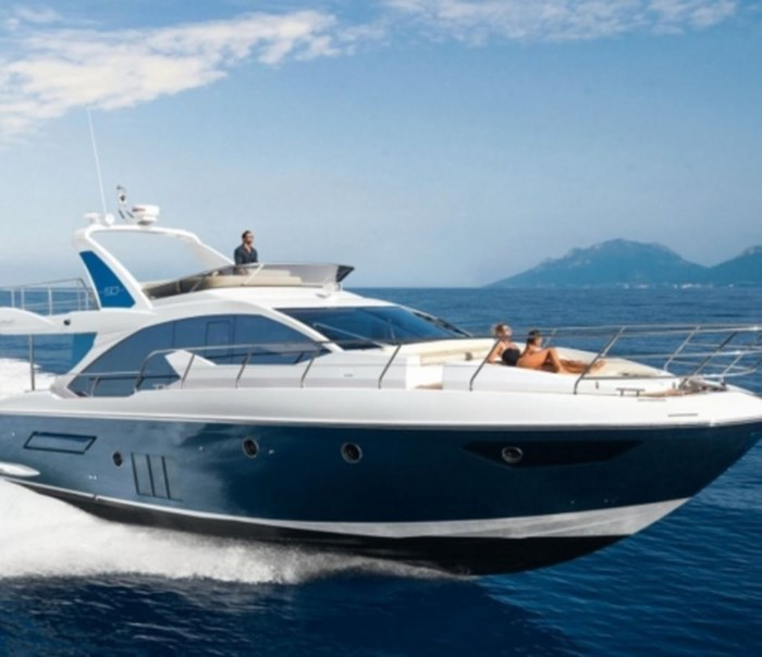 2016 Azimut Flybridge 50 Photo 2 sur 10