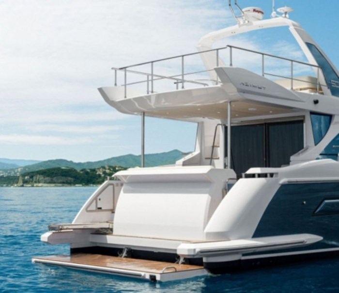 2016 Azimut Flybridge 50 Photo 4 sur 10