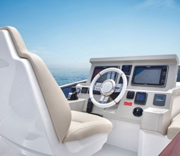 2016 Azimut Flybridge 50 Photo 5 sur 10