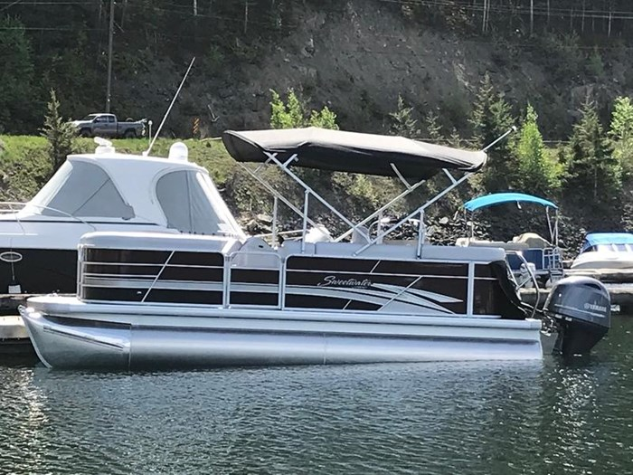 Sweetwater Sw 2086 C Sport 25 2019 New Boat For Sale In