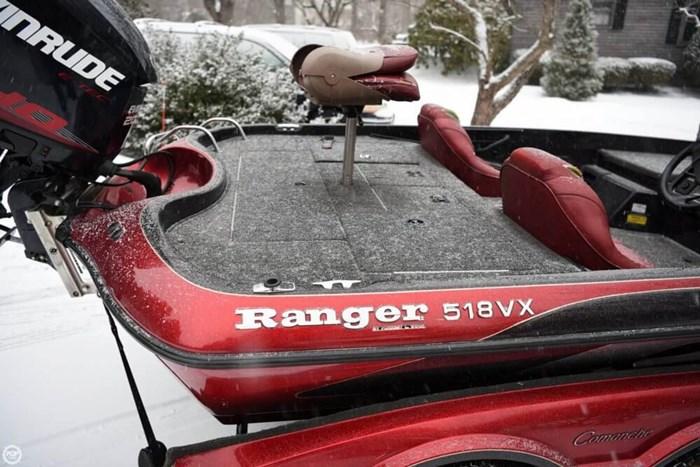 2001 Ranger 518 VX Comanche Photo 11 of 20