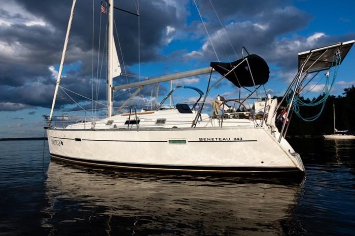 2007 Beneteau Oceanis 343 Photo 1 sur 15