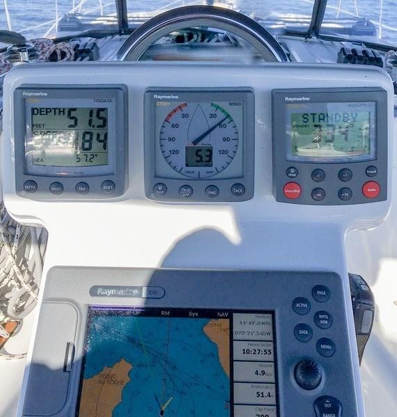 2007 Beneteau Oceanis 343 Photo 10 sur 15