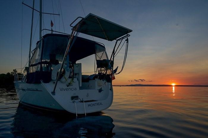 2007 Beneteau Oceanis 343 Photo 2 sur 15