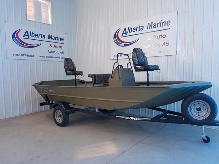 Boat Dealers Alberta >> Lowe Rx1660 Pathfinder 2019 New Boat For Sale In Nanton Alberta