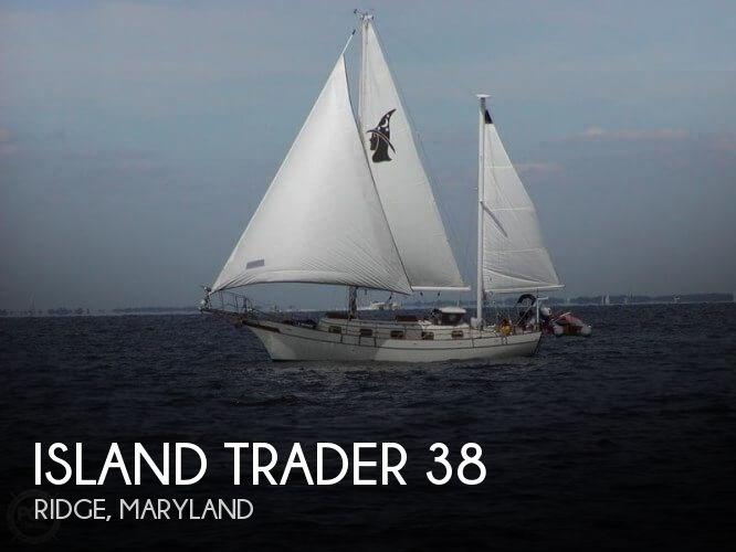 1982 Island Trader 38 Masthead Ketch Photo 1 of 20