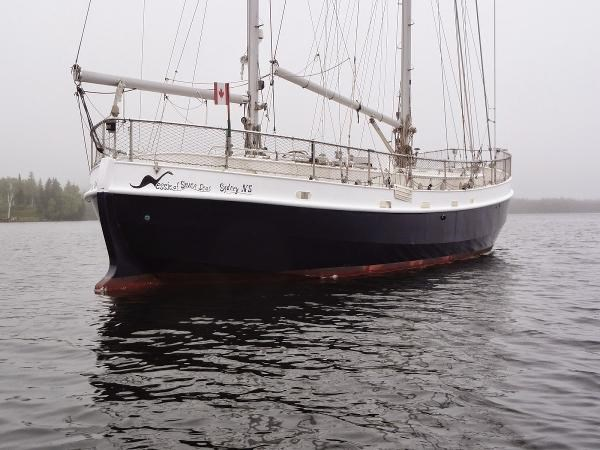 Colin Archer/Phino Holland 52 1990 Used Boat for Sale in Cape Breton, Nova  Scotia - BoatDealers ca