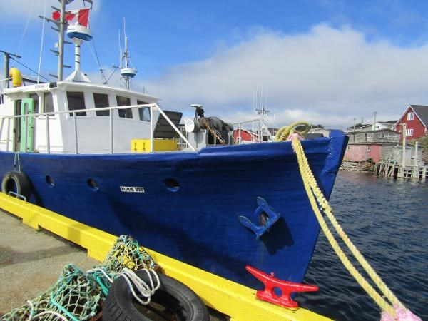 1972 Trawler down east Photo 1 sur 24