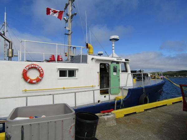 1972 Trawler down east Photo 2 sur 24