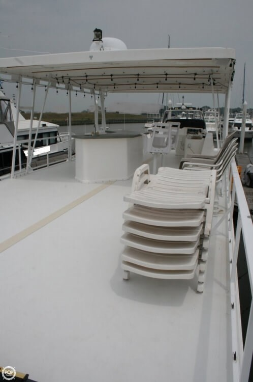 Fun Country Eagle 60 X 18 2007 Used Boat For Sale In