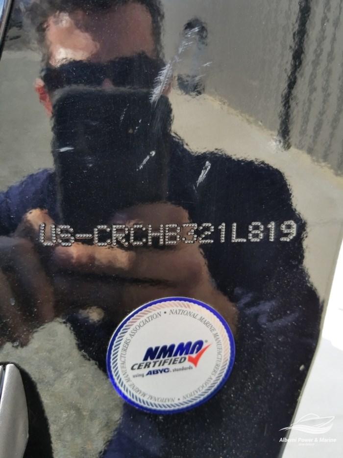 2019 Crestliner 1750 Super Hawk Blue Photo 42 of 56