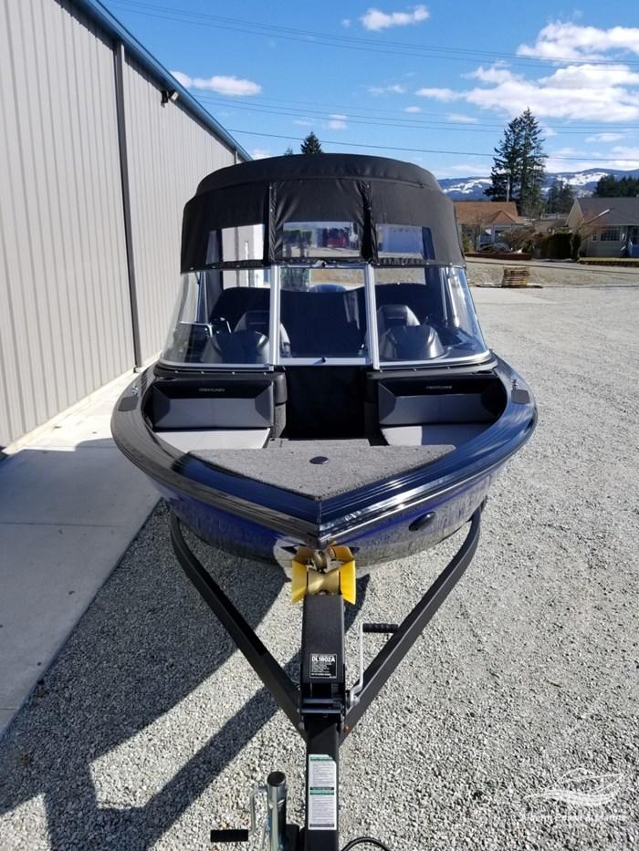 2019 Crestliner 1750 Super Hawk Blue Photo 31 of 56