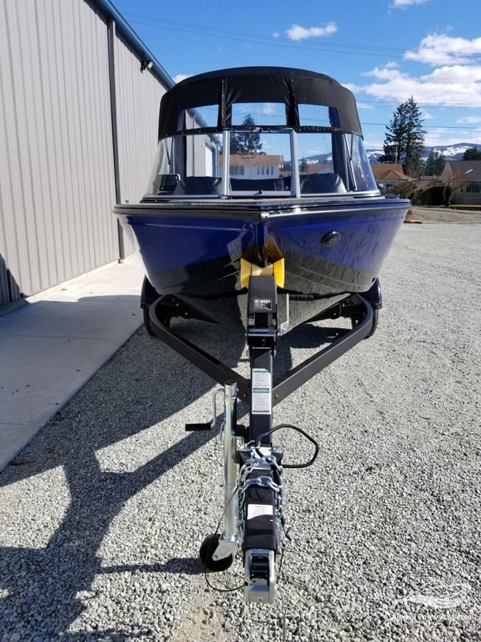 2019 Crestliner 1750 Super Hawk Blue Photo 45 of 56