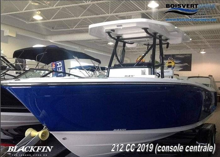 2020 Blackfin 212CC Photo 34 of 49