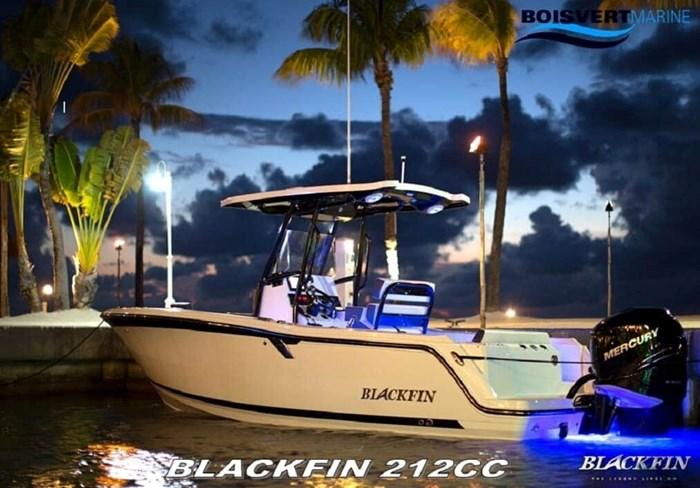 2020 Blackfin 212CC Photo 35 of 49