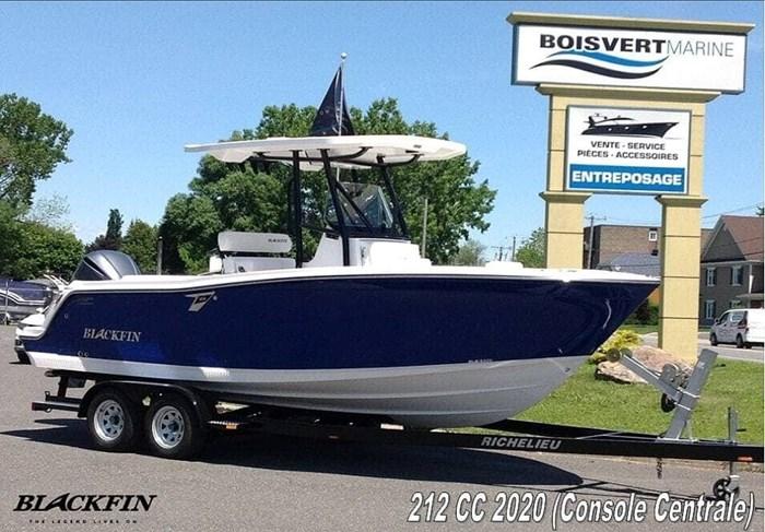 2020 Blackfin 212CC Photo 1 of 49