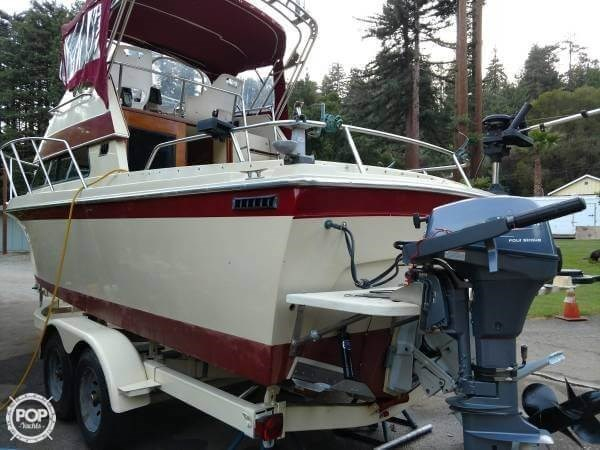 1990 Skipjack Flybridge 25 Photo 8 sur 20