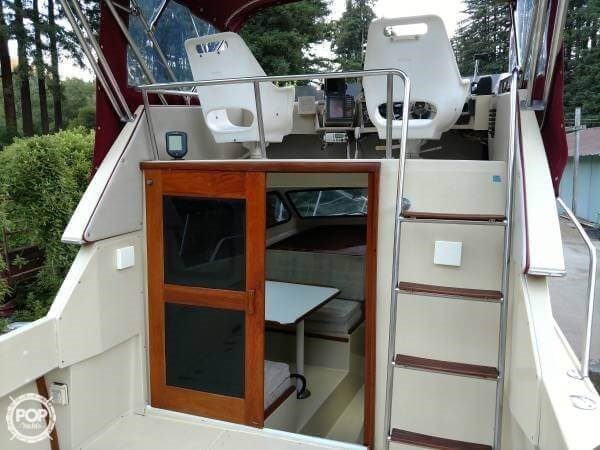 1990 Skipjack Flybridge 25 Photo 12 sur 20