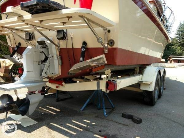 1990 Skipjack Flybridge 25 Photo 16 sur 20