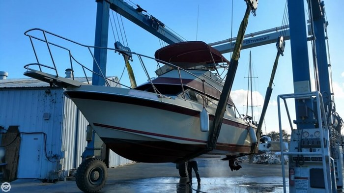 1990 Skipjack Flybridge 25 Photo 4 sur 20