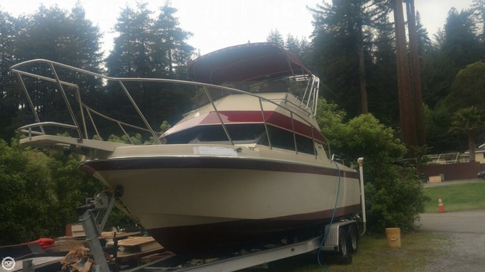1990 Skipjack Flybridge 25 Photo 5 sur 20
