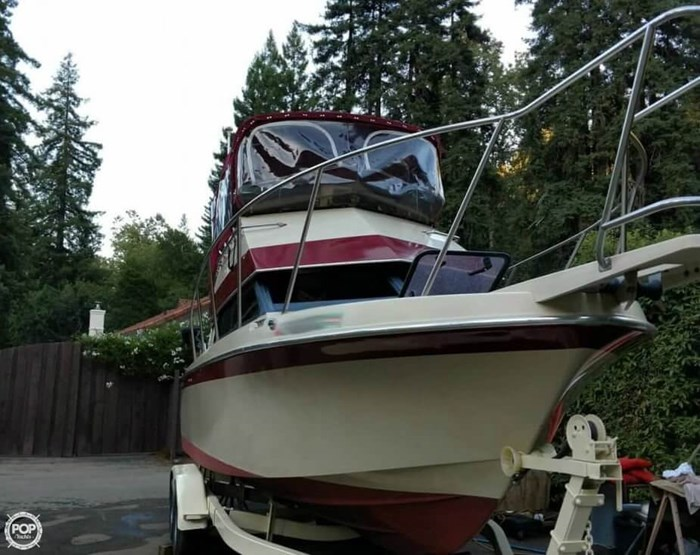 1990 Skipjack Flybridge 25 Photo 6 sur 20