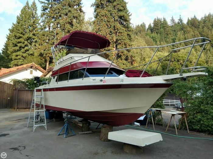 1990 Skipjack Flybridge 25 Photo 7 sur 20