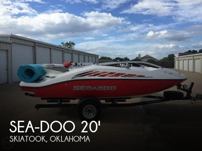 2004 Sea-Doo Speedster 200 Photo 1 sur 21