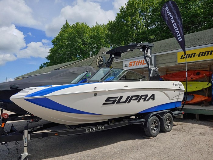 Supra Boats For Sale >> Supra Sr 400 2019 New Boat For Sale In Mactier Ontario Boatdealers Ca