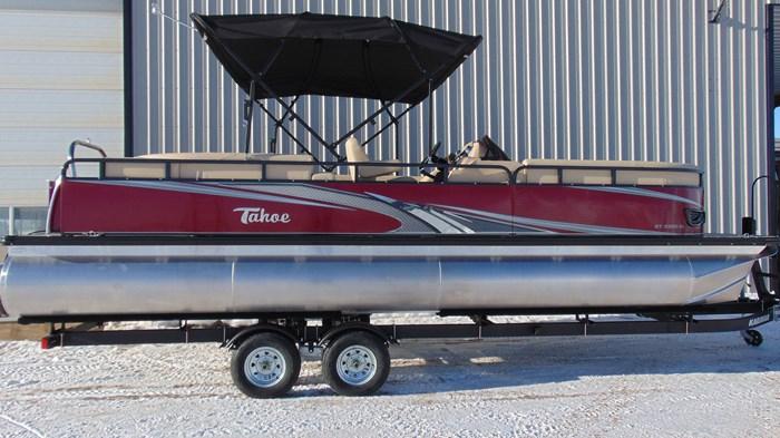 Boat Dealers Alberta >> Tahoe Pontoons Gt Elite Windshield 2585 2019 New Boat For Sale In Erskine Alberta Boatdealers Ca