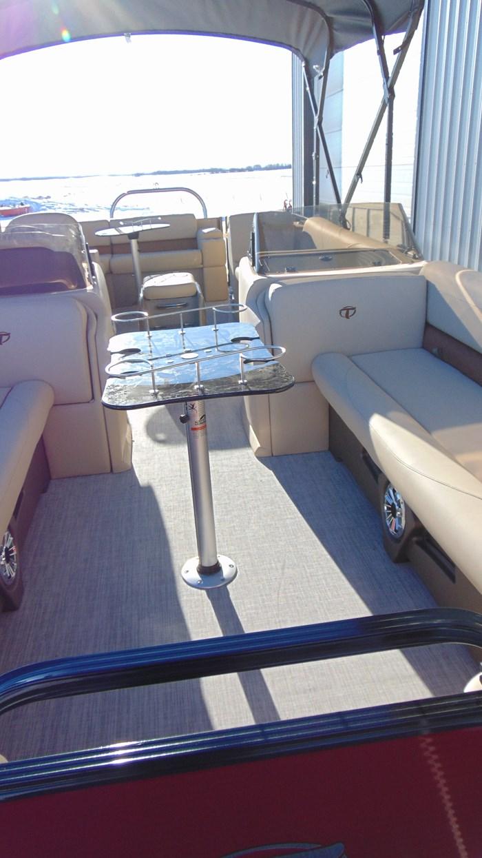 Boat Dealers Alberta >> Tahoe Pontoons GT Elite Windshield 2585 2019 New Boat for ...