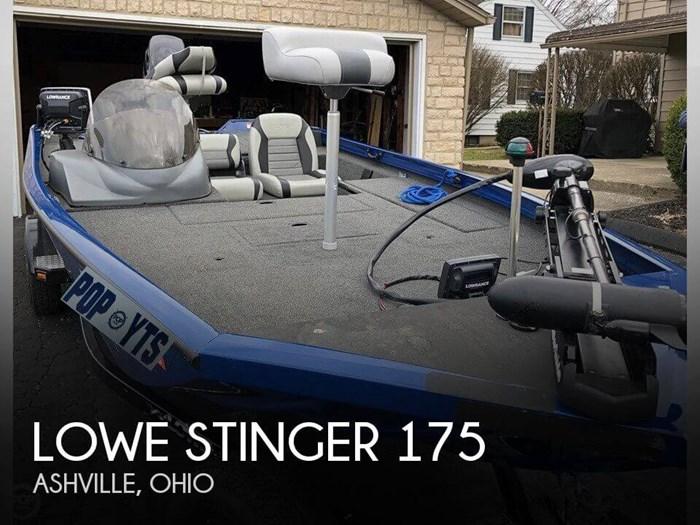 2013 Lowe Stinger 175 Photo 1 of 20