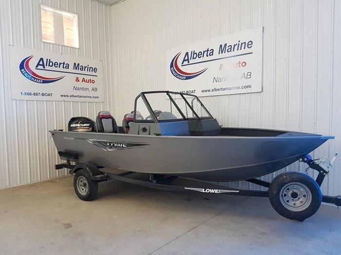 Boat Dealers Alberta >> Lowe Fm 1625 Wt 2019 New Boat For Sale In Nanton Alberta Boatdealers Ca