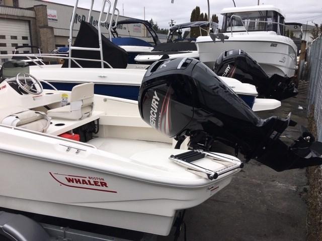 2019 Boston Whaler 160 Super Sport Photo 3 sur 19