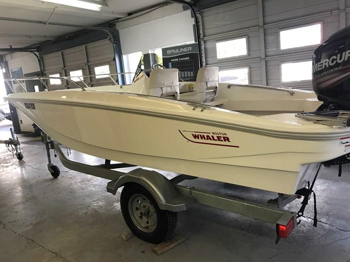 2019 Boston Whaler 160 Super Sport Photo 1 sur 19