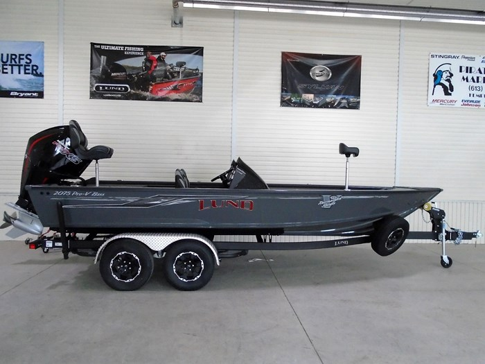 Lund 2075 Pro V Bass XS For Sale - LF766 2019 New Boat for Sale in