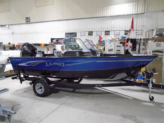 2019 Lund 1775 Impact XS For Sale - LF780 Photo 1 of 13