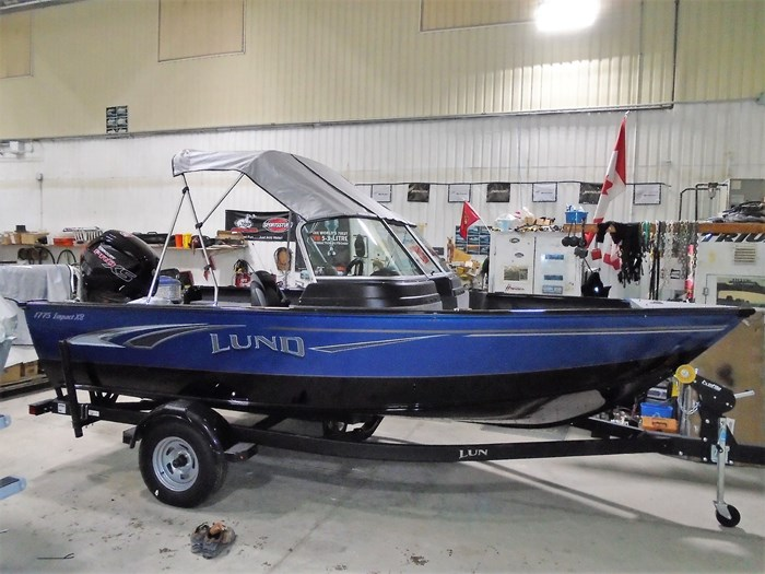 2019 Lund 1775 Impact XS For Sale - LF780 Photo 11 of 13