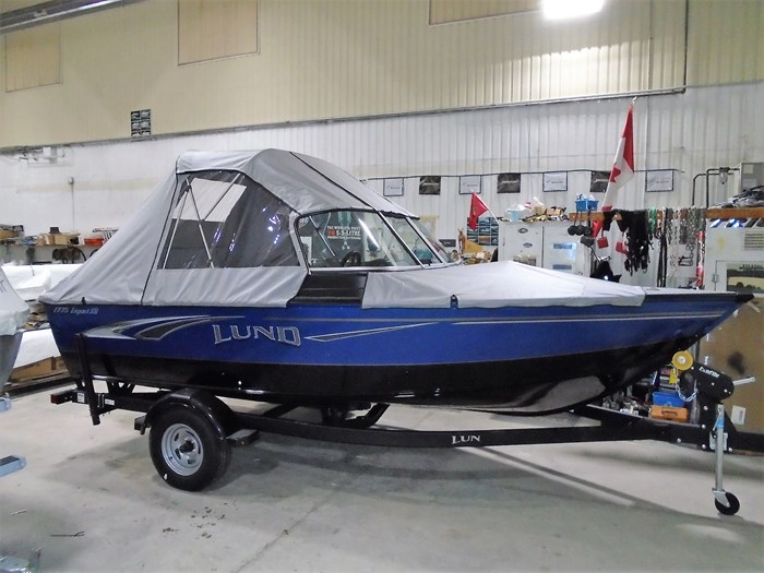 2019 Lund 1775 Impact XS For Sale - LF780 Photo 12 of 13